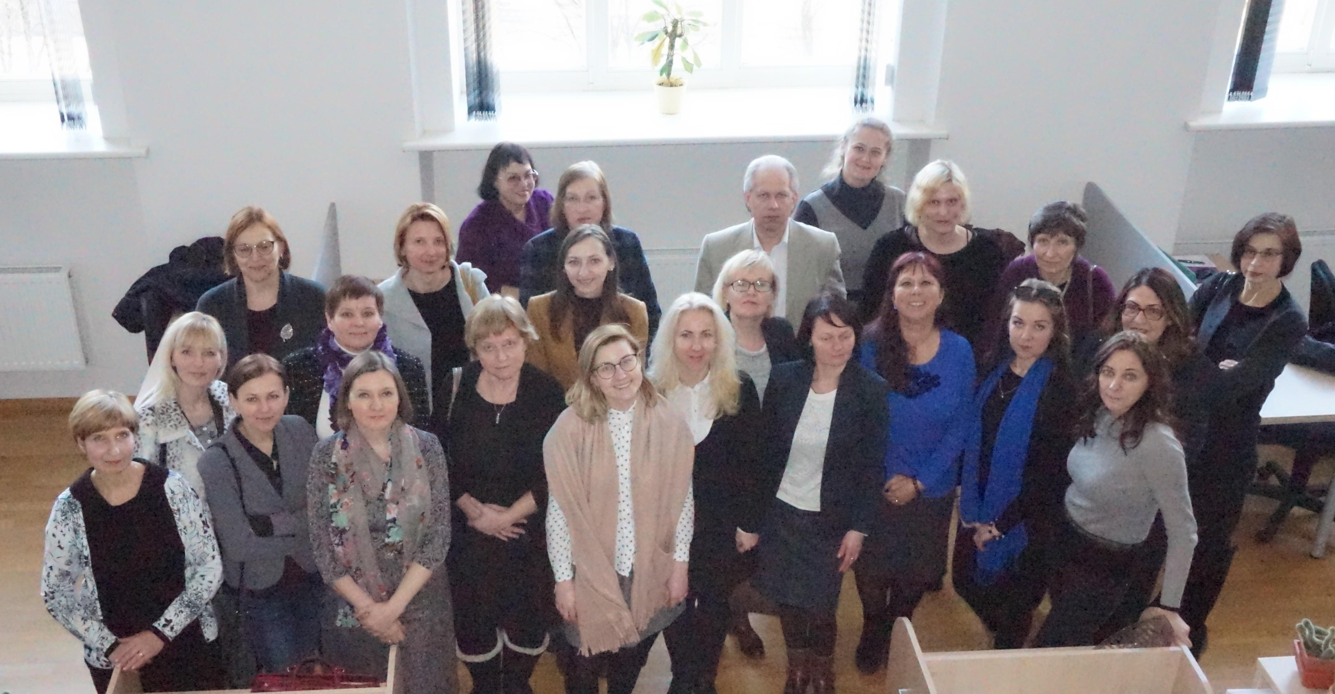 Lietuvos kolegijų bibliotekų asociacijos visuotinis susirinkimas