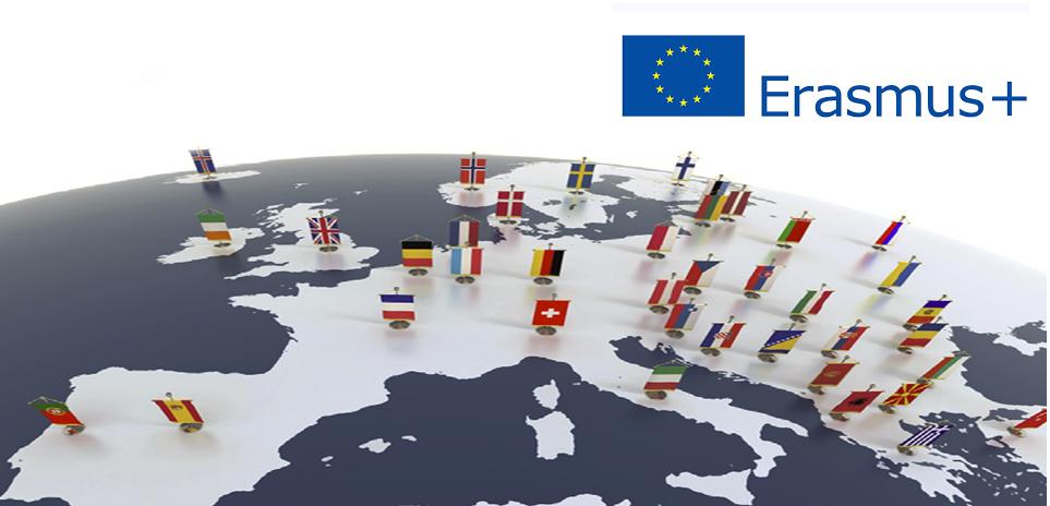 Bibliotekų darbuotojų stažuotės pagal ERASMUS+ programą.