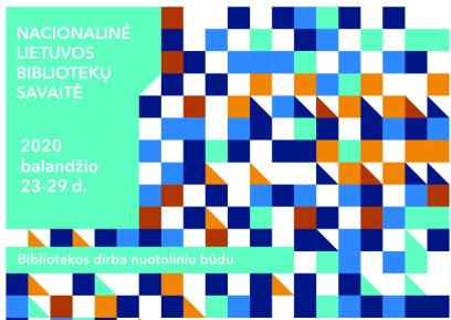 20-ji Nacionalinė Lietuvos bibliotekų savaitė